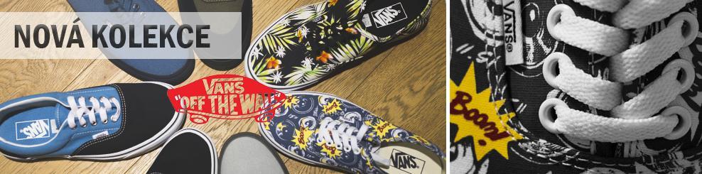 Nová kolekce Vans