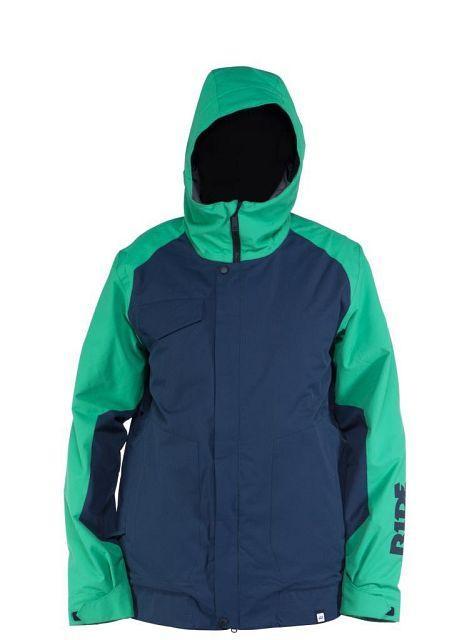 pánská snowboardová bunda Ride Gatewood jacket 12/13