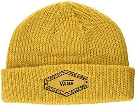 zimní čepice Vans Clark Beanie 17 18 - mineral yellow  6f67fa9574