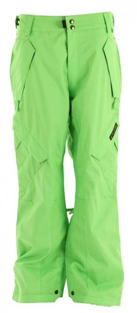 Snowboardové kalhoty Ride Phinney - Green