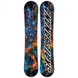 snowboard Lib Technologies Skate Banana 15/16 - 159 cm wide blu
