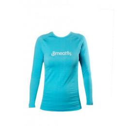 thermo triko Meatfly Thermo Top 15/16 - B-turquise
