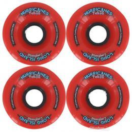 longboard kolečka Long Island Hurricanes Freestyle wheels 15/16 - 71 x 51 mm 83 A