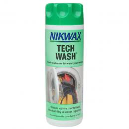 tekuté mýdlo Nikwax TECH WASH - green 300ml