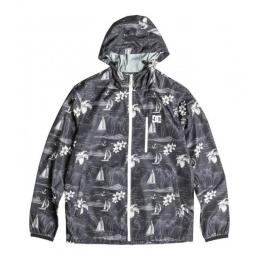 Bunda DC Dagup Windbreaker 2016 - Cruiser Island Black