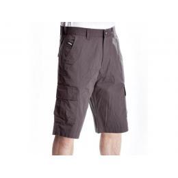 Pánské Šortky Nugget Genius Cargo 16 Shorts 2016 - B - Dark grey
