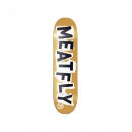 Skate deska Meatfly Invader 2016 - Mustard