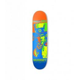 Skate deska Nugget Recruit 2016 - B - Blue/Orange