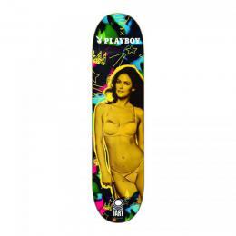 Skate deska Jart Logo Deck Playboy Playing 2016 - 7,87