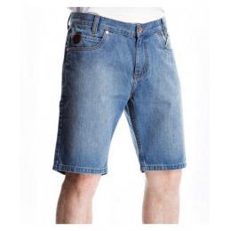 Pánské jeansové šortky Just 2016 - A-Washed Out Denim