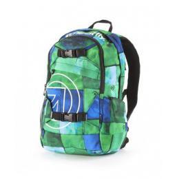 Batoh Meatfly Basejumper 16/17 - I - Watercolor Green