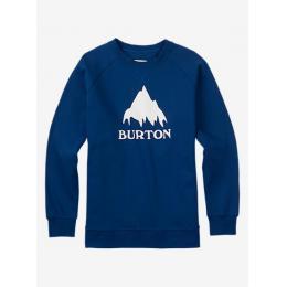 Mikina Burton MB Classic MTN Crew 16/17 - True blue