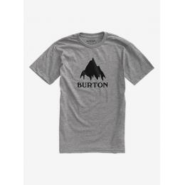 Triko Burton MB CLassic MTN SS 16/17 - Gray Heather