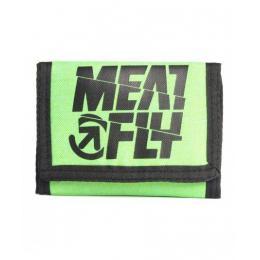 Peněženka Meatfly NightCall Wallet 16/17 - C - Green / Black