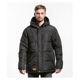 Bunda Meatfly Chubby Jacket 16/17 - A - Black