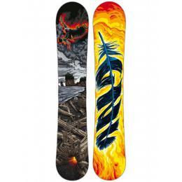 snowboard GNU Billy Goat  16/17 - 162mw