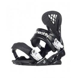 snowboardové vázání Meatfly Pro Binding II 16/17 - A-black