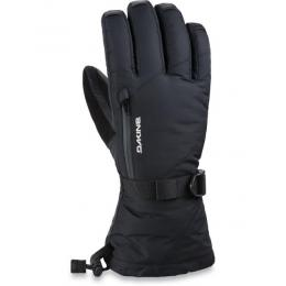 dámské rukavice Dakine Leather Sequoia Glove 16/17 - Black