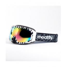 SNB Brýle Meatfly Aether 2  Goggles 16/17 - C - Zebra / Pink Chrome