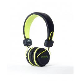 Sluchátka Meatfly Headphones Sambora II 16/17 - Green / Black