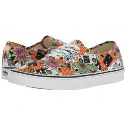 Boty Vans Authentic 2017 - (Freshness) Mixed tape