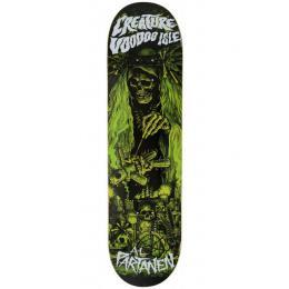 skate Creature Voodoo Isle 2017 - 8,2 Partanen