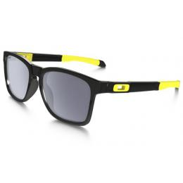 Sluneční brýle Oakley Catalyst (Valentino Rossi Collection) - Polished Black / Grey
