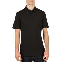 Košile Volcom Wowzer Polo 2017 - Black