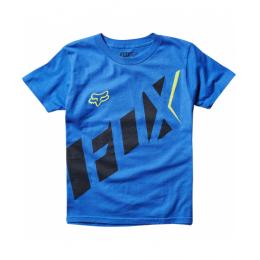 dětské triko Fox Sega Wrap 2017 - tru blu