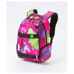 Batoh Nugget Bradley Backpack 26L 17/18 - G - Opacity Pink Print
