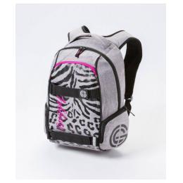 Batoh Nugget Bradley Backpack 26L 17/18 - H - Heather Ash