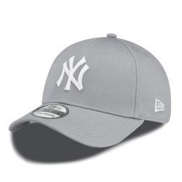 Kšiltovka New Era K940 MLB League BA Youth 17/18 - Grey White