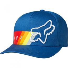 Kšiltovka Fox Youth Draftr Flexfit 17/18 - Blue