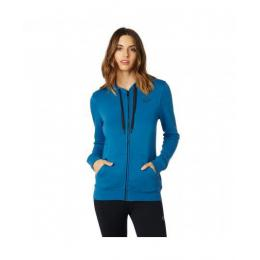 Dámská mikina Fox Affirmed Zip Fleece 17/18 - DST BLUE