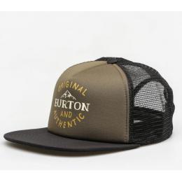 Kšiltovka Burton Snapback Trucker 17/18 - Forest Night