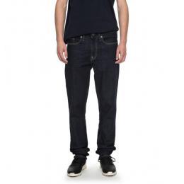 Kalhoty DC Worker Slim 17/18 - BTKW - Indigo Rinse