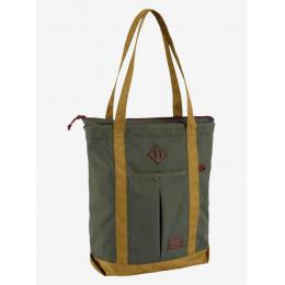 Taška Burton NS Zip Crate Tote 19L 17/18 - Forest Night Ripstop
