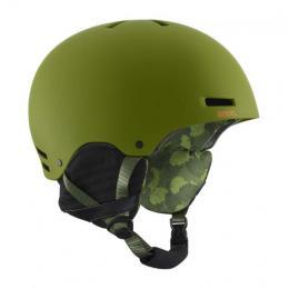 helma Anon Raider 17/18 - MAD TREES GREEN