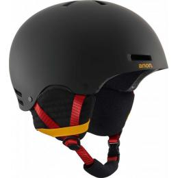 helma Anon Raider 17/18 - RIP CITY BLACK EU