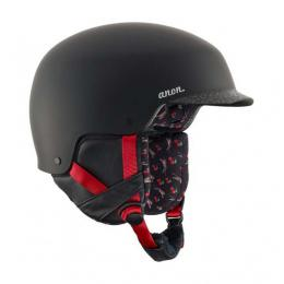 dámská helma Anon Aera 17/18 - BLACK CHERRY
