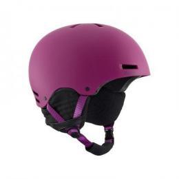 dámská helma Anon Greta 17/18 - PURPLE EU