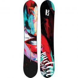 dámský snowboard Burton Lip-Stick 17/18 - multicolor