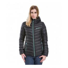 Dámská bunda Meatfly Bella 2 PUff Jacket 17/18 - A - Black