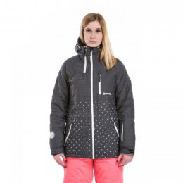 Dámská bunda Meatfly Nim 2 Jacket 17/18 - B - Black Heather