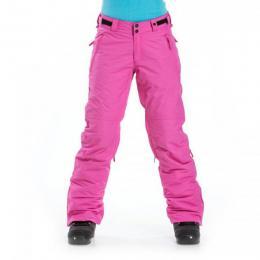 dámské snowboardové/lyžařské kalhoty Meatfly Pixie 2 17/18 - D-Neon Pink