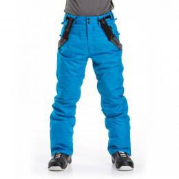 pánské snowboardové kalhoty Meatfly Gnar 2 17/18 - B-Blue heather