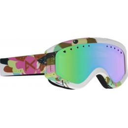 dětské brýle na snowboard/ lyže Anon Tracker 17/18 - Birdie/Green Amber
