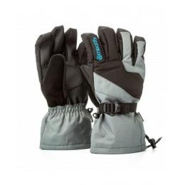 Rukavice Meatfly Agent 17/18 - A - Grey/Black/Blue