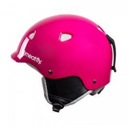 zimní helma Meatfly Snow Helmet 17/18 - C-Pink
