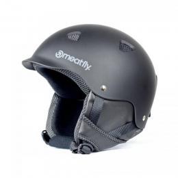 zimní helma Meatfly Snow Helmet 17/18 - B-Black Matt